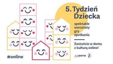 Grafika 5. Tygodnia Dziecka w Warszawie