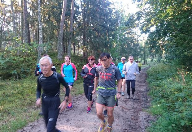Warsztaty Slow Jogging