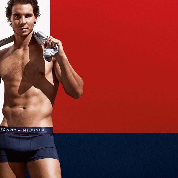 Rafael Nadal ambasadorem marki Tommy Hilfiger
