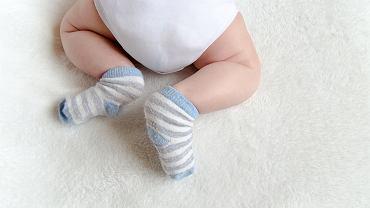 Od 7 do 35 procent małych dzieci wcale nie ma przysłowiowej 'pupki niemowlaka', a ich rodzice walczą z odparzeniami i rumieniem