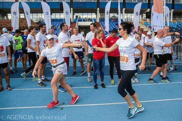 Zdjęcie numer 17 w galerii - PKO Bieg Charytatywny. Na Zawiszy pomagali biegając [ZDJĘCIA]