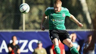 Henrik Ojamaa w sparingu przeciwko FC Koeln strzelił gola