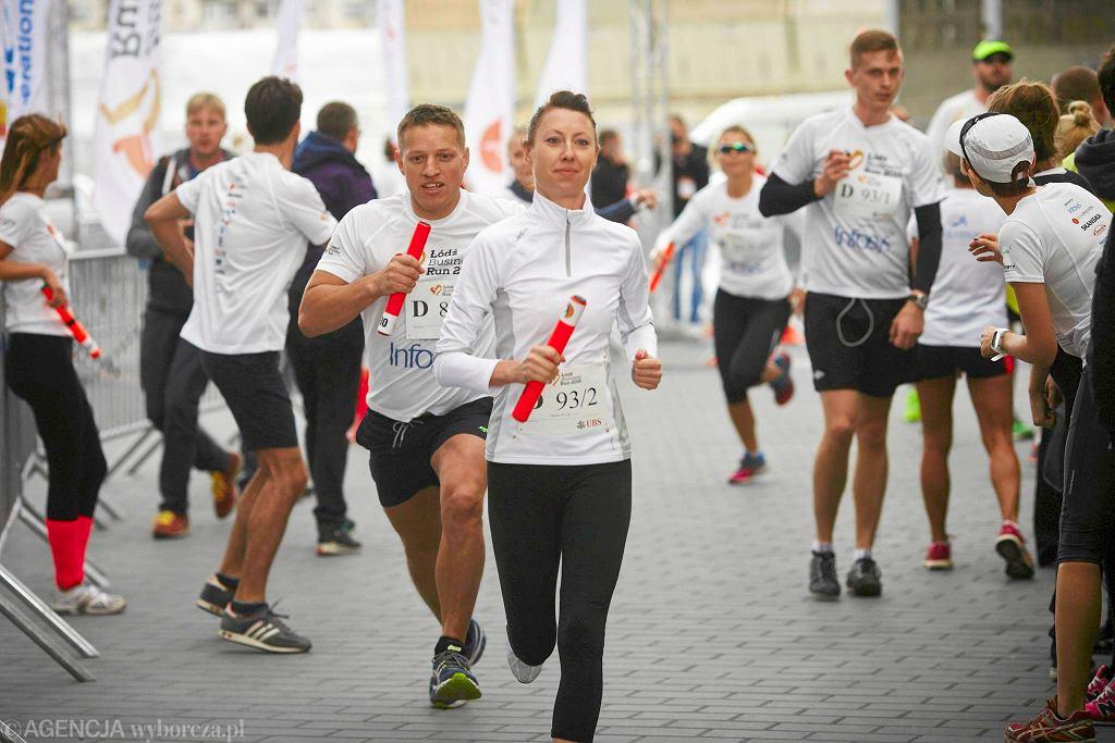 Łódź Business Run 2015