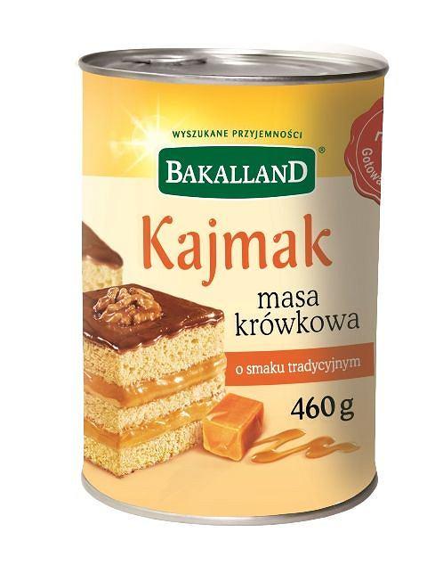 Bakalland Masa kajmakowa