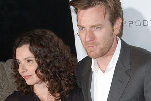Ewan McGregor z żoną