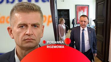 Bartosz Arłukowicz w Porannej Rozmowie Gazeta.pl