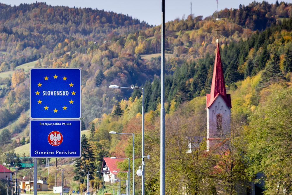 Słowacja zmienia zasady wjazdu