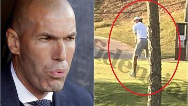 Zinedine Zidane skomentował zachowanie Garetha Bale'a