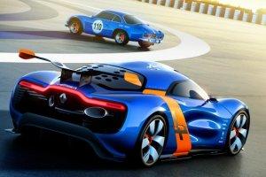 Fabryczni tunerzy - Renault RS, Gordini i Alpine