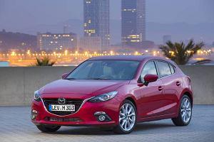 Mazda 3 - Pierwsza jazda | Nic na siłę