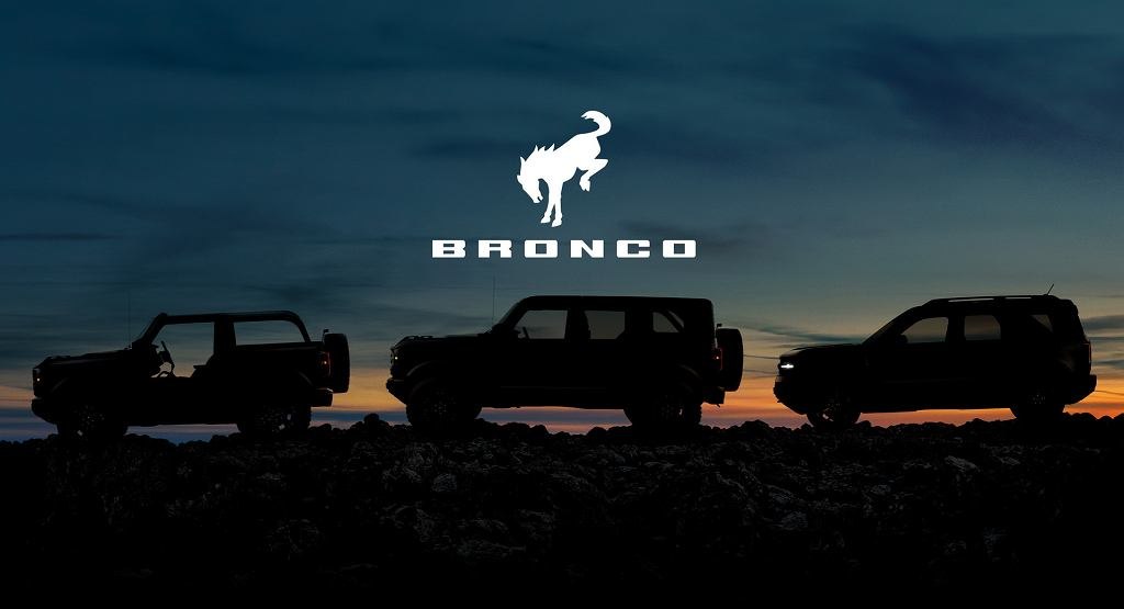 Ford Bronco (teaser)