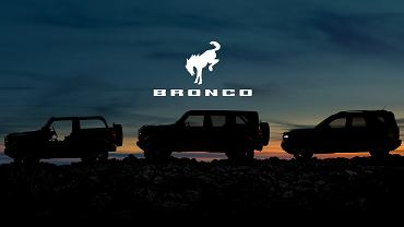 Ford Bronco (teaser)