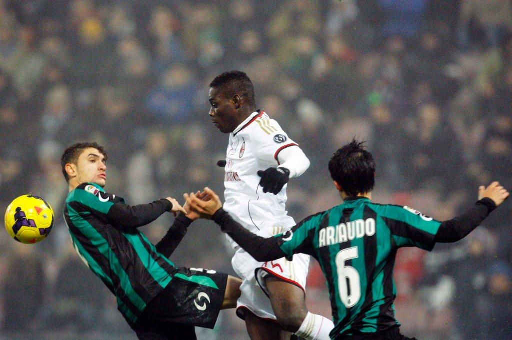 Mecz AC Milan - Sassuolo