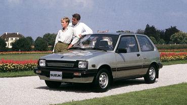 Suzuki Swift I (1984-1989)