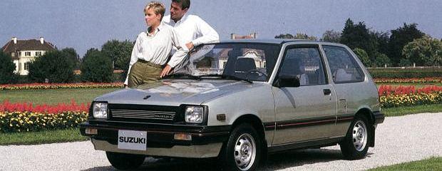 Suzuki Swift   To już 30 lat