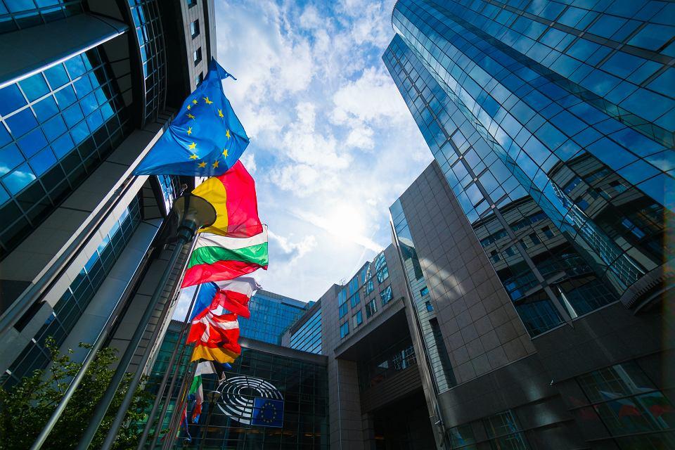 Siedziba Parlamentu Europejskiego w Bruskeli