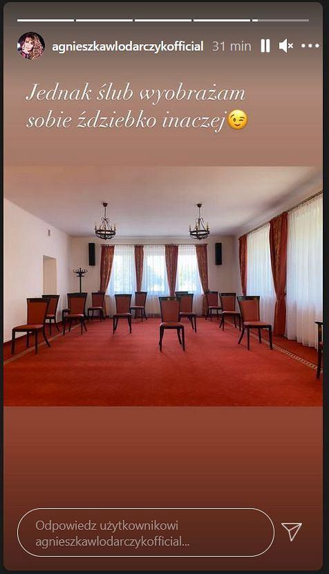 Agnieszka Włodarczyk wzięła ślub?! Tłumaczy