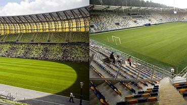 PGE Arena i Stadion Miejski w Gdyni