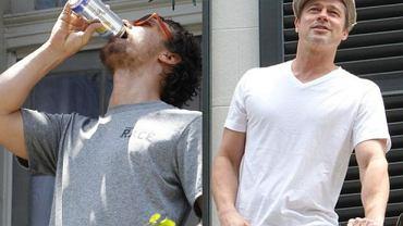 Matthew Mcconaughey  i Brad Pitt