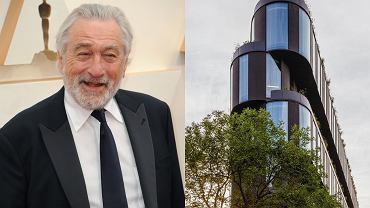 Robert De Niro otworzył hotel w Warszawie. Wnętrza to prawdziwy luksus, ceny też