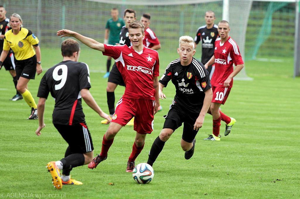 Centralna Liga Juniorów: Korona Kielce - Wisła Kraków