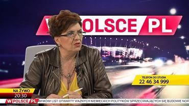 Aleksandra Jakubowska została współprowadzącą 'Wieczór z...'