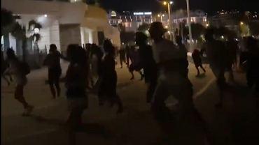 Panika w Cannes