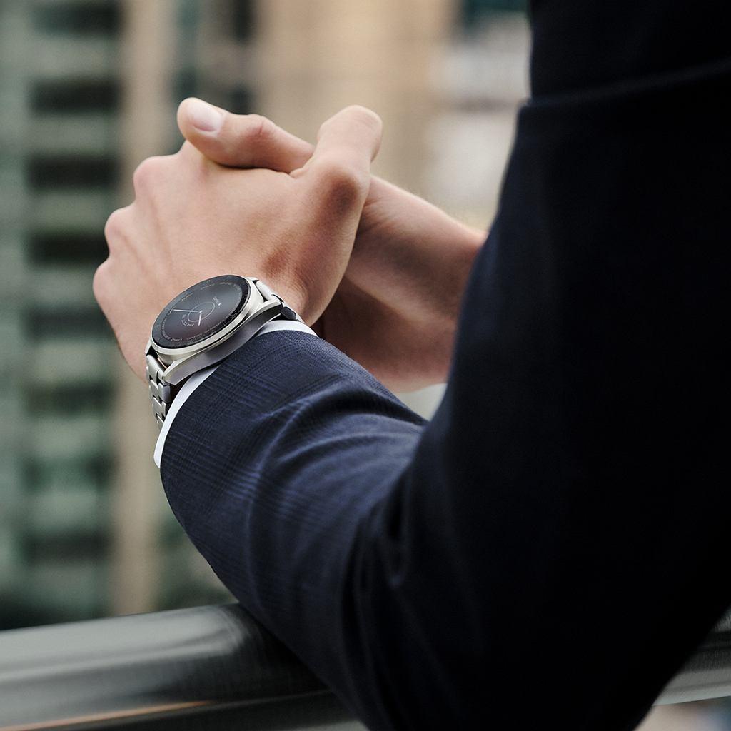Najnowszy Huawei Watch 3