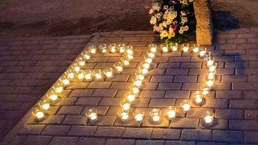 Gruzini zorganizowali akcję pod ambasadą RP jako akt solidarności z rodziną zamordowanej Pauliny D.
