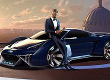 Audi RSQ E-Tron - nietypowa premiera konceptu Audi. Zagra w filmie animowanym