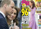 Książę William i księżna Kate / Okładka magazynu 'Star'