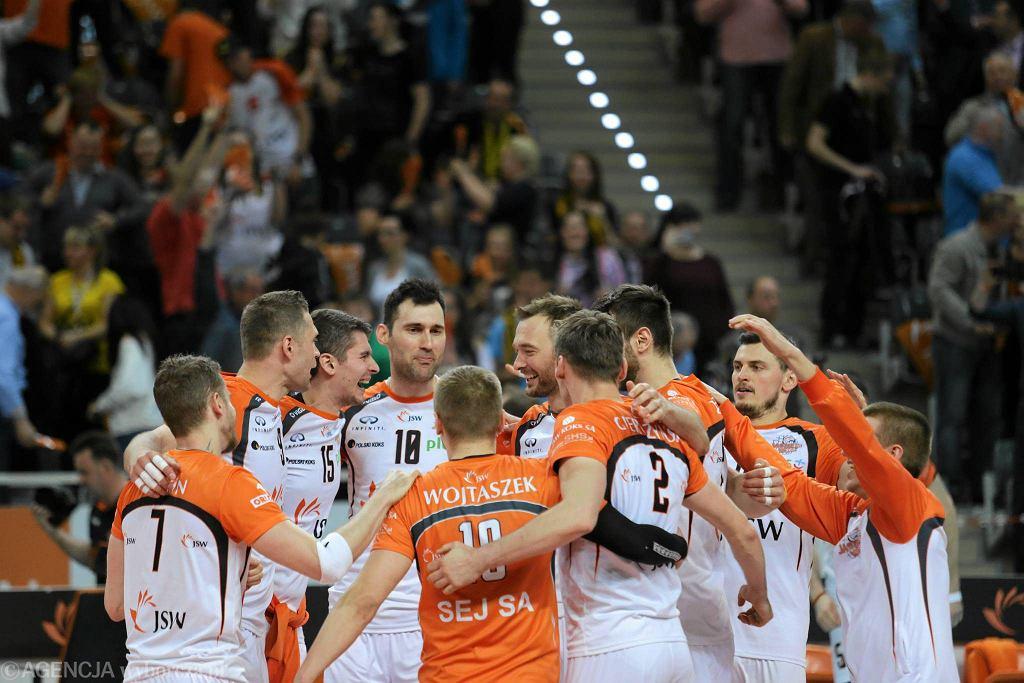 Siatkarze Jastrzębskiego Węgla wygrali w pierwszym meczu nowego sezonu PlusLigi