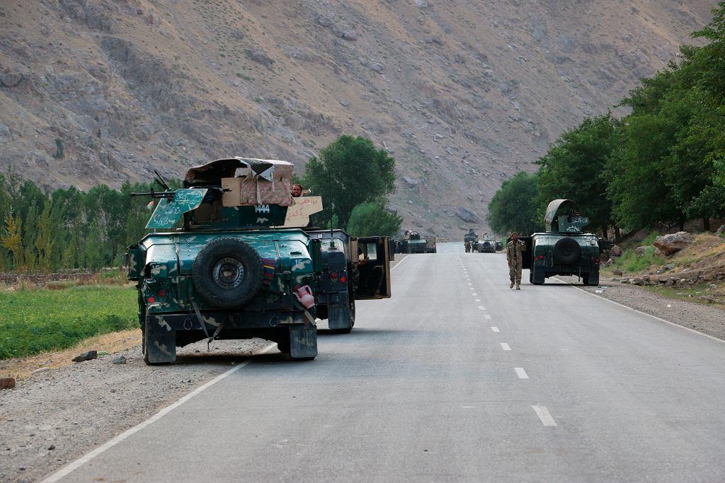 Afganistan - zdjęcie ilustracyjne