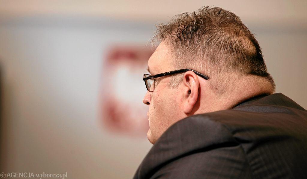 Wiceminister sprawiedliwości w rządzie PiS Bogdan Święczkowski