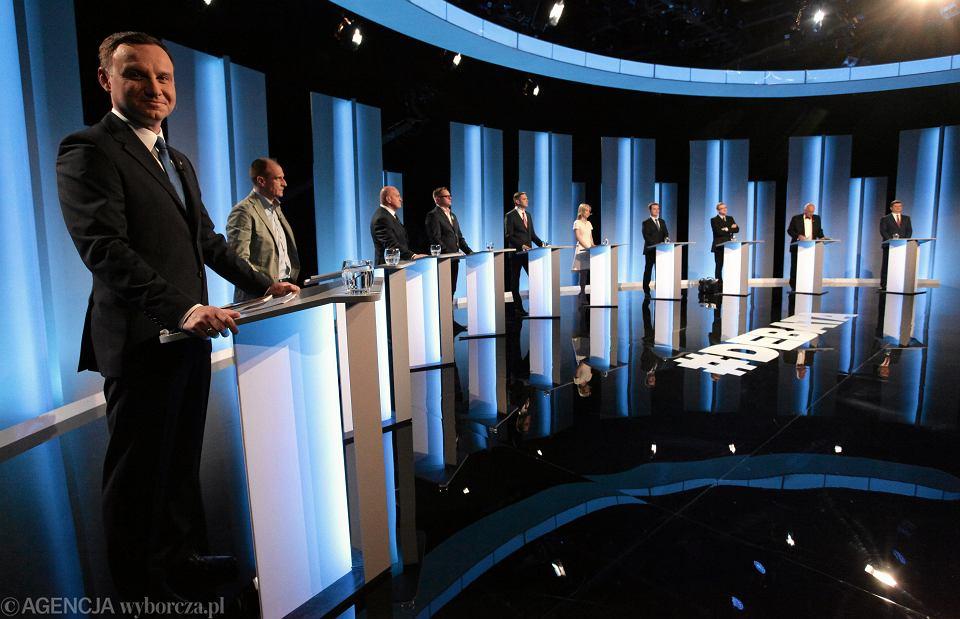 Zdjęcie numer 3 w galerii - Wybory prezydenckie 2015. Wodospad populizmu