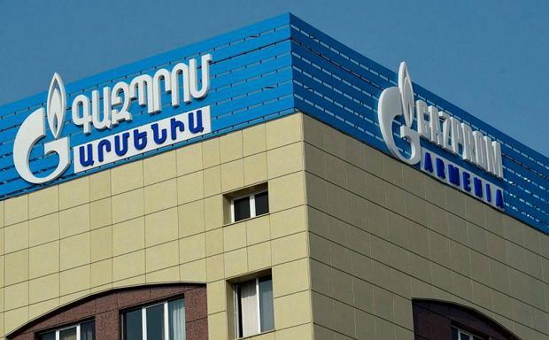 Armenia podejrzewa spółkę Gazpromu o machinacje podatkowe