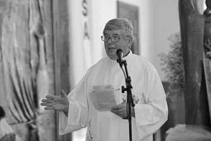 Tragicznie zmarły ks. Kazimierz Wojno