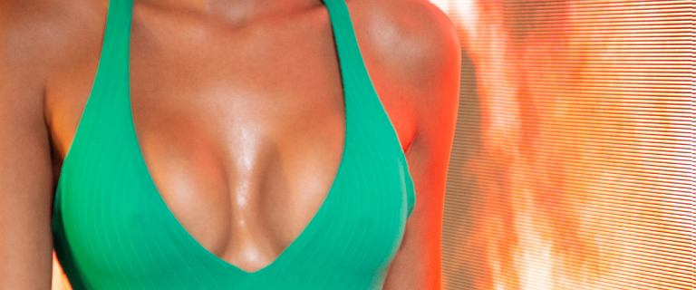 Ten strój kąpielowy push up powiększy piersi nawet o kilka rozmiarów!