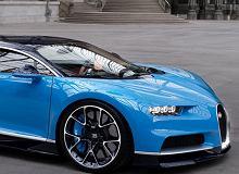 Rimac chce kupić legendę motoryzacji - markę Bugatti