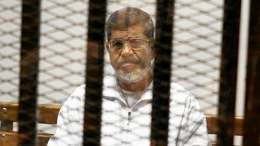 Były przywódca Egiptu Mohammed Mursi