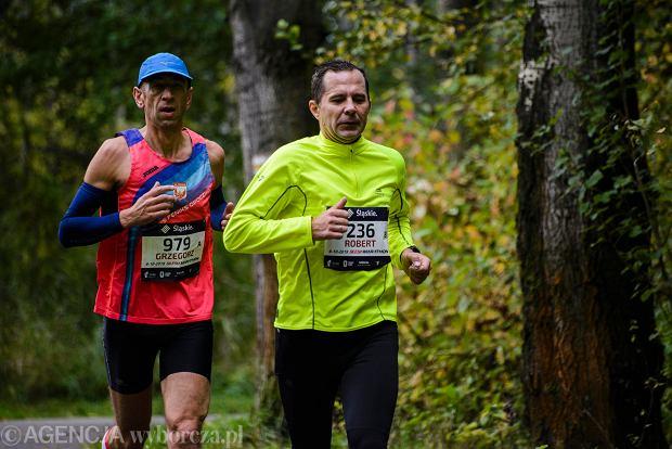 Zdjęcie numer 69 w galerii - Silesia Marathon. Chłód i wiatr niestraszne, rekord pobity! [ZDJĘCIA]
