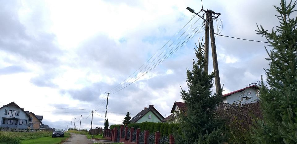 W gminie Jasienica rozpoczęły się prace przy budowie oświetlenia ulicznego