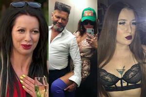 'Big Brother'. Marta Linkiewicz, Jessica 'Rolnik', Krzysztof Rutkowski, Dominika Wodzianka Zasiewska