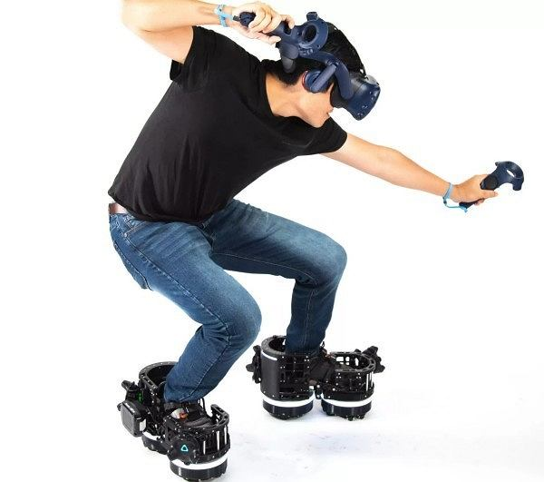 Buty VR