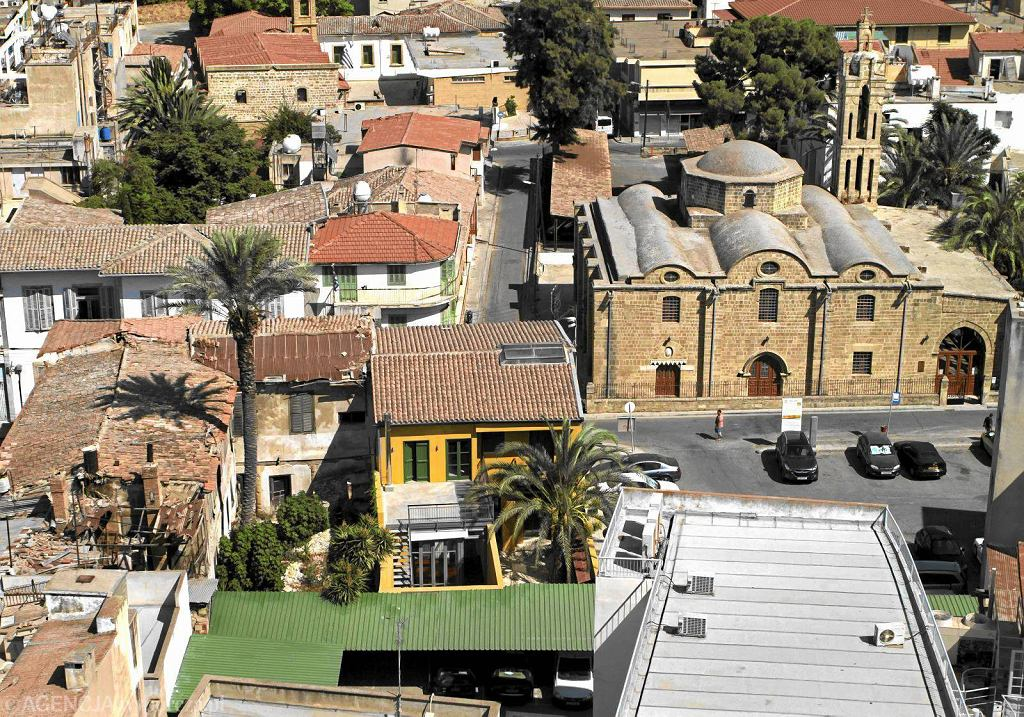 Cypr, Nikozja