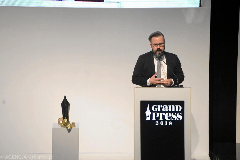 Bertold Kittel - Dziennikarz Roku 2018