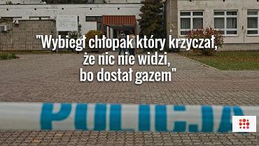 Świadkowie twierdzą, że ochrona na imprezie w Bydgoszczy użyła gazu pieprzowego