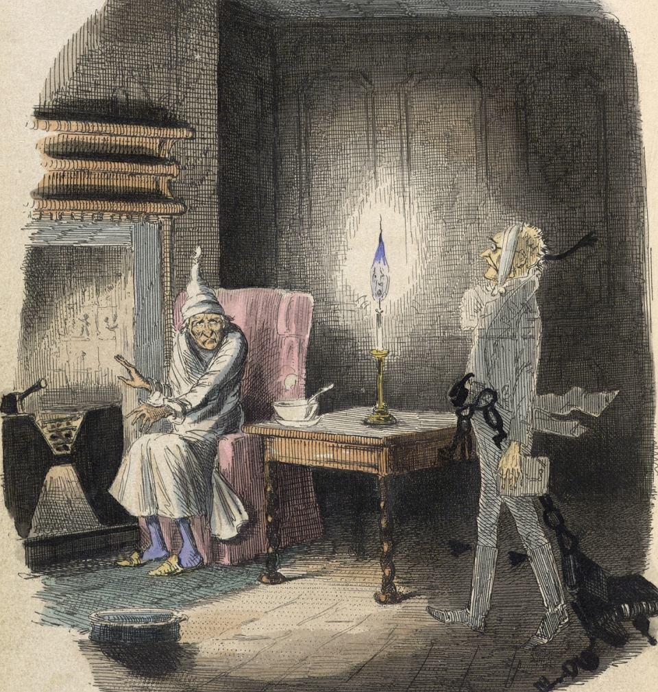 Zdjęcie numer 1 w galerii - Opowieść wigilijna, czyli co Charles Dickens mówi nam o kapitalizmie