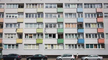 Blokowisko w Słupsku, 22 maja 2018