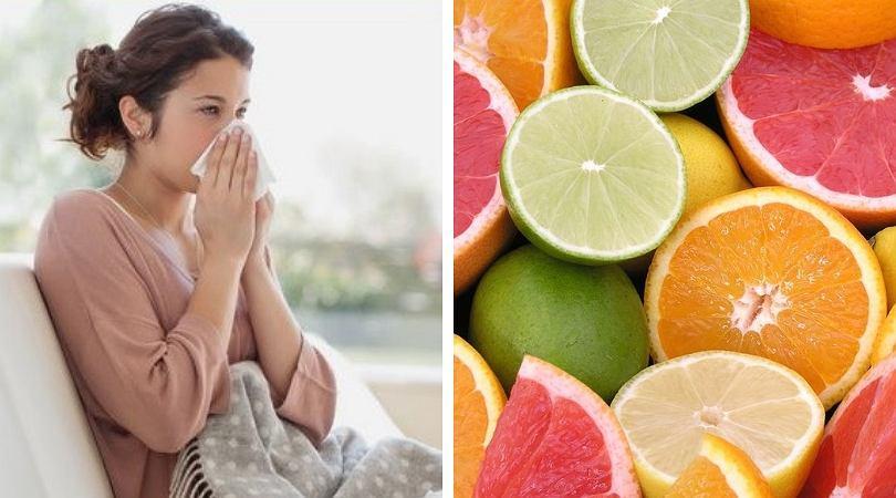 Aby ochronić się przed infekcjami, należy dbać, aby w diecie pojawiały się produkty wzmacniające organizm.